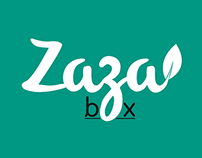 ZazaBox -  is a mobile first Food-tech