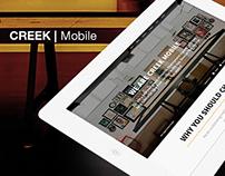 Creek Mobile (Prototype)