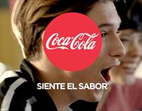 Coca-Cola: Pitazo Inicial