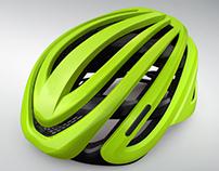 Road Bike Helmet Concept
