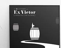 ExVictor, l'aperitivo che fa bene