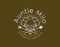 AUNTIE MILO Brand Identity