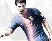 FIFA 13: A NEW LOOK