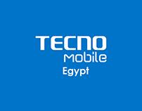 Tecno Mobile - Facebook App Design