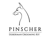 PINSCHER - Doberman Grooming Kit