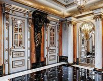 Kiev Apartment, Hallway
