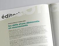"""BROCHURE """"Collectivités & Participation"""" 2016"""
