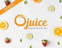Ojuice - Website