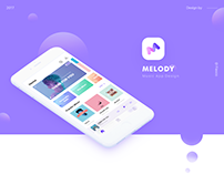 Melody Music app