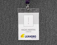Landing Page Corretores // Leandro Imóveis