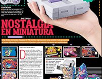 Nostalgia en miniatura