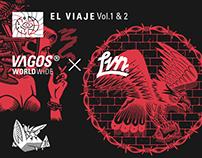 El Viaje Vol. 1 & 2 Verano/Otoño_2016