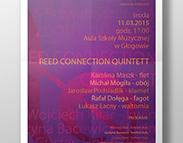 REED CONNECTION QUINTETT