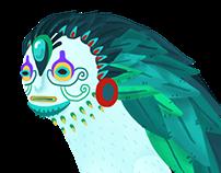 KUK - Character design