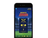 Sports Jeopardy Mobile Game