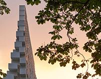 Serpentine Pavilion 2016, Bjarke Ingels.
