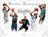 Panini Excalibur - Rookie Rampage