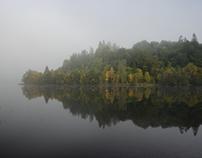 Water of Dunalastair :: Morning Mist