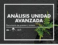 Análisis Unidad Avanzada: Un oasis /ARQU-3931-1