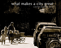 What Makes a City Great