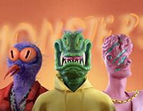 Monsters From Bunker