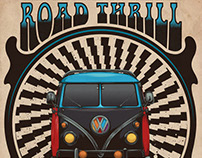 Goodbie Skateboards: Road Thrill