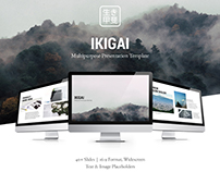 Ikigai Multipurpose Presentation Template