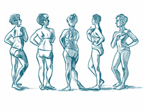human's figure