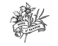 Sons of Santos // Merchandise Design
