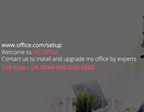 Microsoft Office 365 Setup