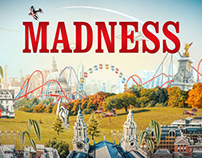 Madness - Can't Touch Us Now - Music Promo & TVC