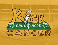 Kick Childhood Cancer for Major League Soccer 2018