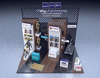 """HISky"" Exhibition Stand design - Egypt."