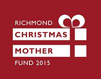 Richmond Christmas Mother Fund - Logo & Website Revamp