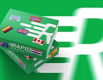 RAPID EXPRESS / Rebranding
