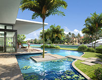 Luxury House in Miami