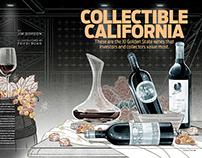Editorial: COLLECTIBLE CALIFORNIA