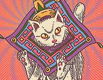 SPACE CAT MARIACHI
