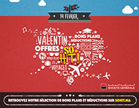 jeu Facebook Saint Valentin by So Hit