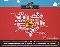 jeu Facebook Saint Valentin by So Hit