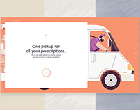 PrescribeWellness Branding & Website