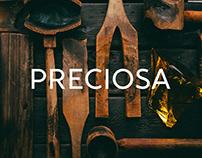 Preciosa – microsite & social media