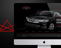 Chicago Lincoln Limo - Logo & Website