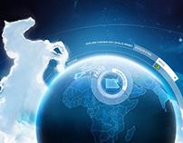 Haras Céu Estrelado Hotsite UI/UX