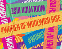 Women of Woolwich RISE!