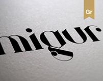 Migur Free Font