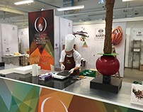 Oialla at World Chocolate Masters #WCM