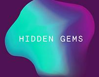 HIDDΞИ GΞMS // A Spotify playlist