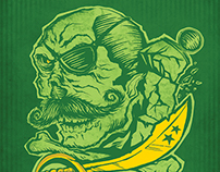 Tampa Bay Rowdies Game Day Posters