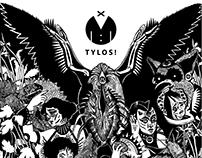 TYLOS! theater Festival advertising